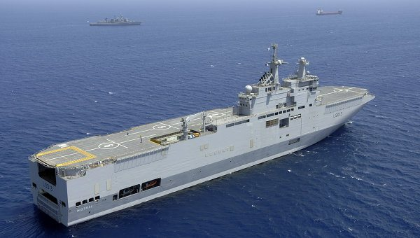 France transfers sensitive warship tec...