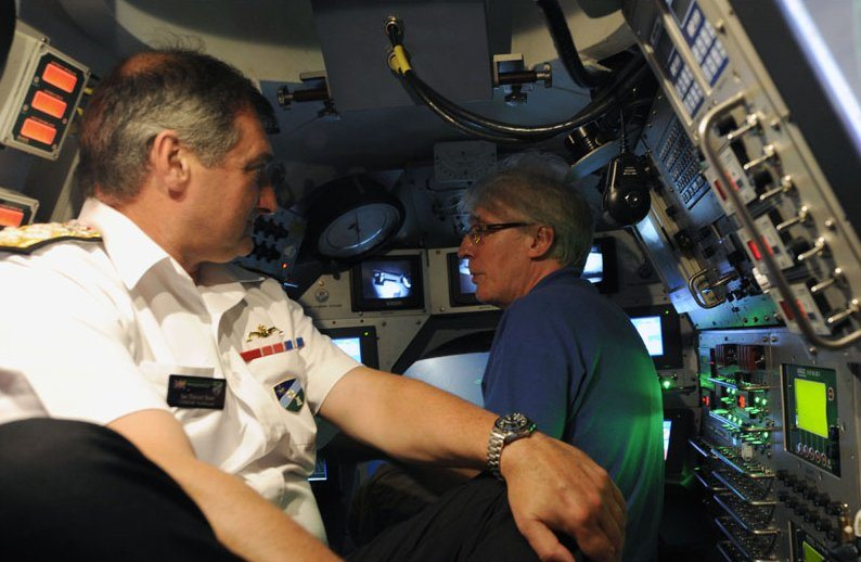 Royal Navy takes part in largest subma...
