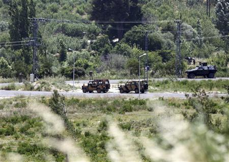 Turkey Attacks Syria Targets After Dea...