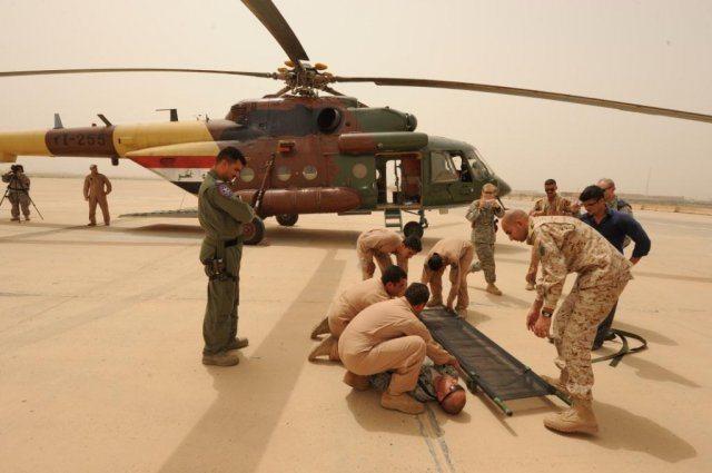 US, Iraqi pilots conduct joint trainin...