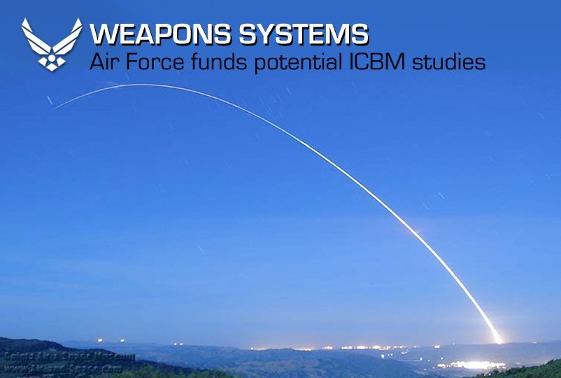 Air Force Funds Future ICBM Studies