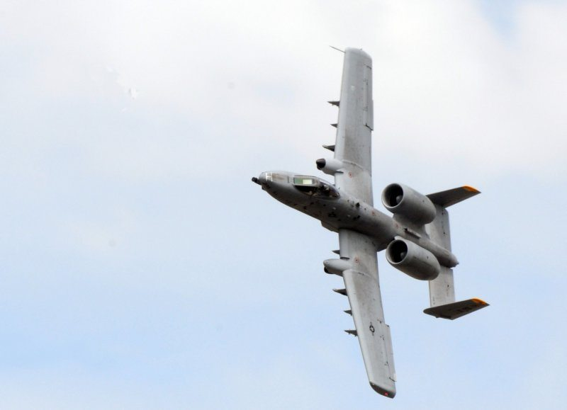 Reserve A-10 pilots debut new technolo...