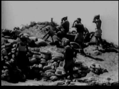 Afrika Korps Advance Into Egypt (Sep 1942)