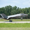 F-35C Starts Carrier Suitability Testing