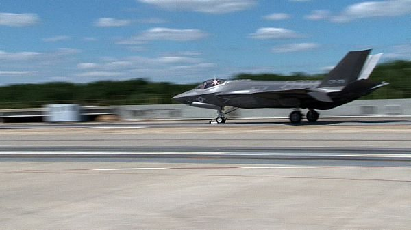F-35C Launches to New Milestone