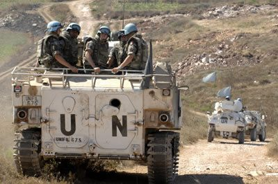 UN slams attack on French peacekeepers...