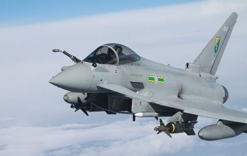 RAF Eurofighter Typhoon Force Complete...