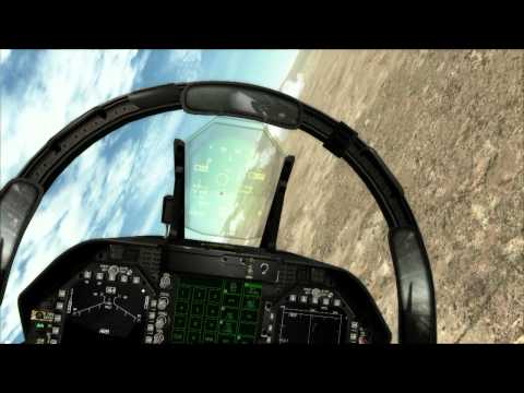 USNVA F-18 Super Hornet Squadron's