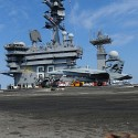 Navy UCAS Achieves Milestone Aboard Eisenhower