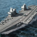 Ground-Breaking Radar for Aircraft Carriers Begins Testing