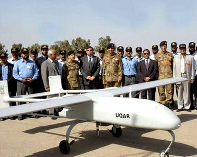 Pakistan drone crashes near oil refinery: navy