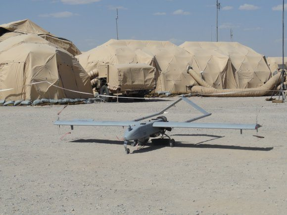 Aerial layer expands Army network during evaluation