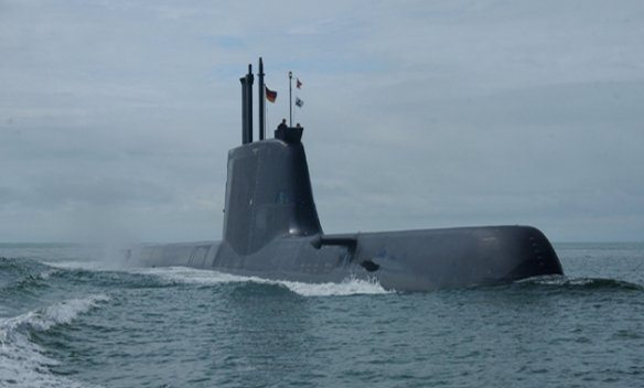Turkish Submarine Order Kicks Off Thys...
