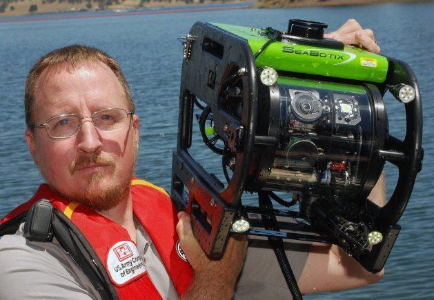 Sacramento District Rangers Pilot Robo...
