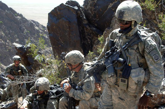 Soldiers to begin 2012 with nine-month...