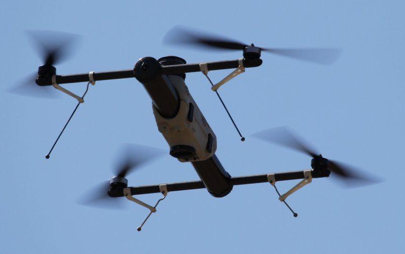 AeroVironment Introduces Shrike VTOL U...