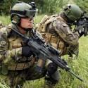 Czech Soldiers Receive A New Assault Rifle