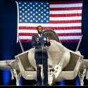 Air Force celebrates JSF arrival, rolls out nation's airpower future