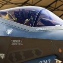 First Air Force F-35 pilot part of aviation history