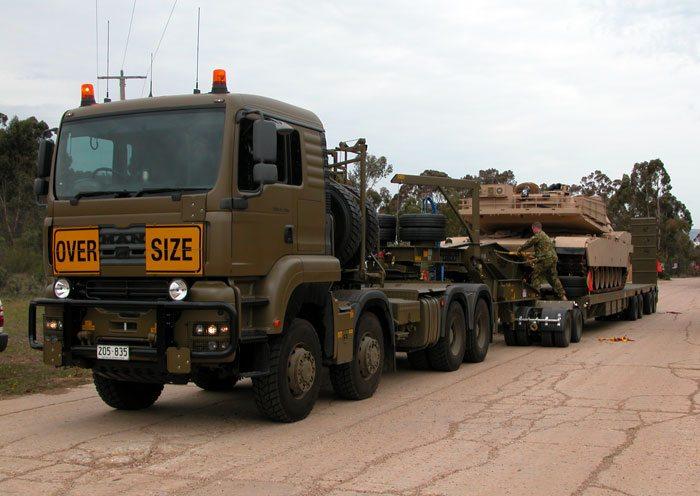 Australia to Sell Off 12,000 Army Vehi...