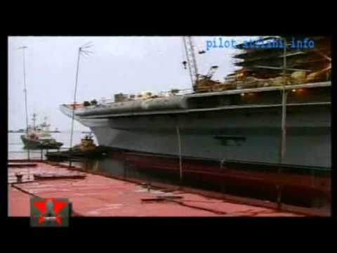 India's Aircraft Carrier INS Vikramaditya is Currently being Refitted in Russia – Part 3