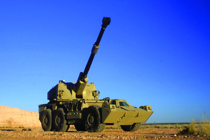 Denel Touts Highly Accurate New Artill...