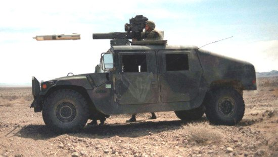 Bahrain Requests Humvee Mounted TOW-2A...
