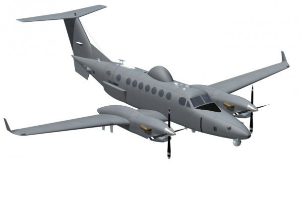Army Airborne ISR Platform Slated for ...