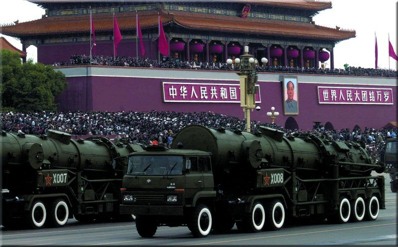 China deploys advanced nuclear-missile...