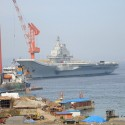 Chinese Government Comments Aircraft Carrier Seal Trials