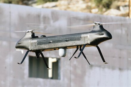 Israel Aerospace Demos Electric UAVs to Foreign Prospects