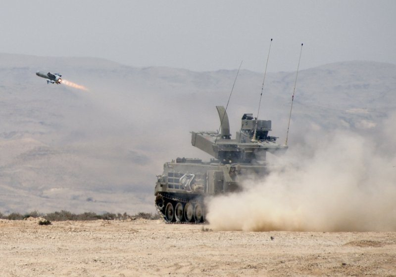 Israeli Arms Exports Reach $7 Billion