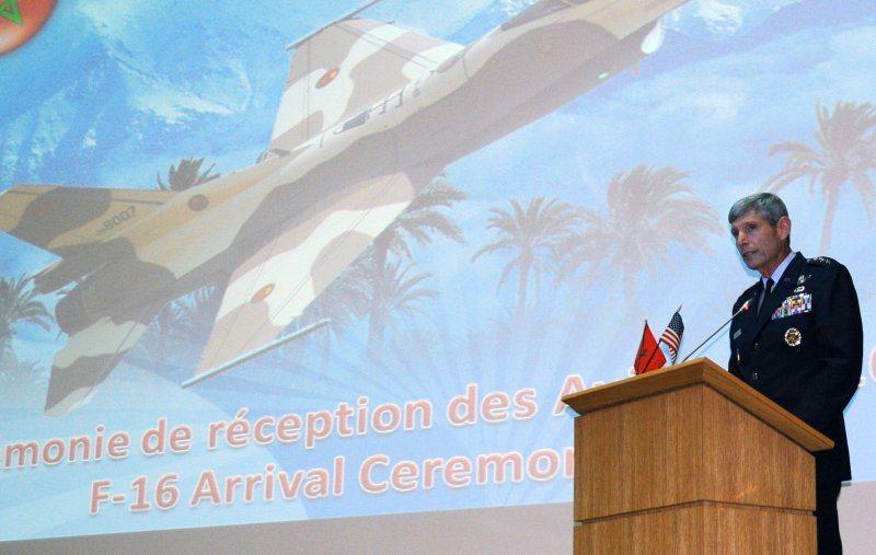 Moroccan F-16s Have Enhanced F100 Engi...