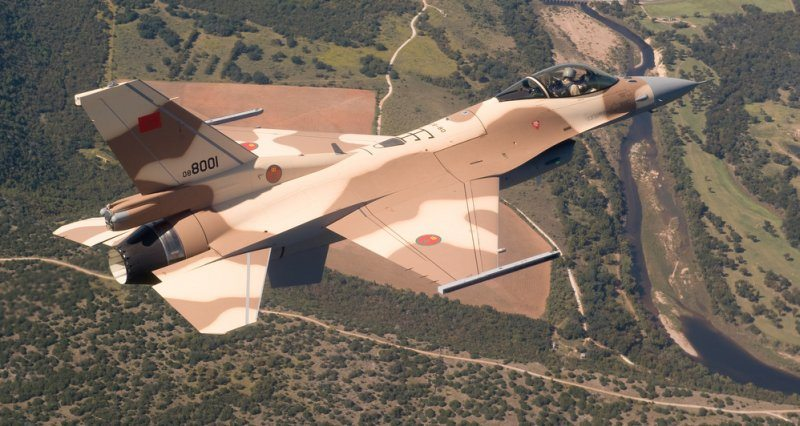 Lockheed Martin Delivers Morocco's Fir...