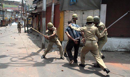 Kashmir police arrested in deadly misc...