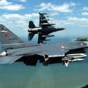 Turkish fighter jet crashes near Syrian border