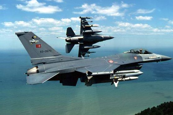 Turkish military renews raids on PKK b...