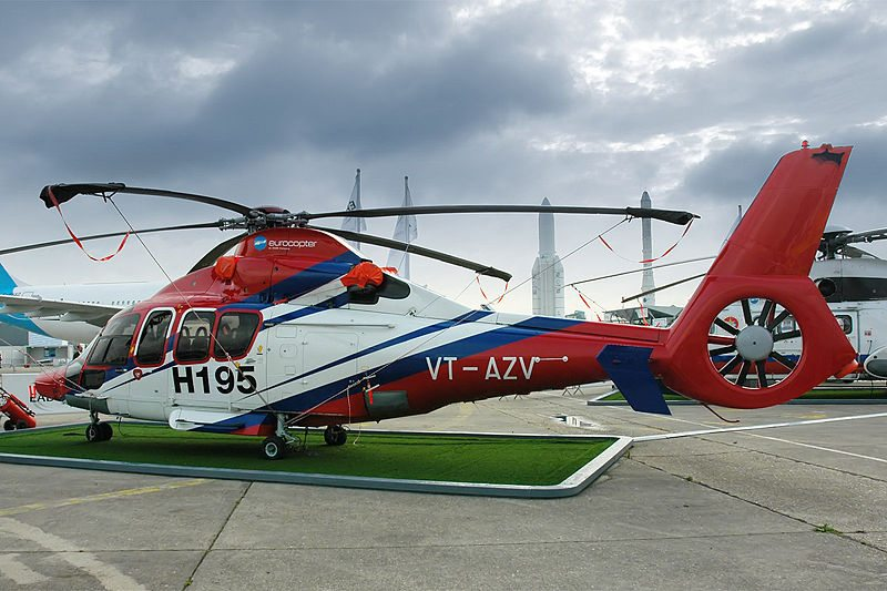 China Police Orders Two Eurocopter EC155s
