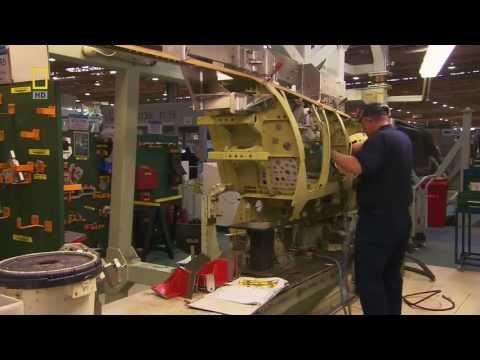 Eurofighter Typhoon documentary – Megafactories [PART 1/5]