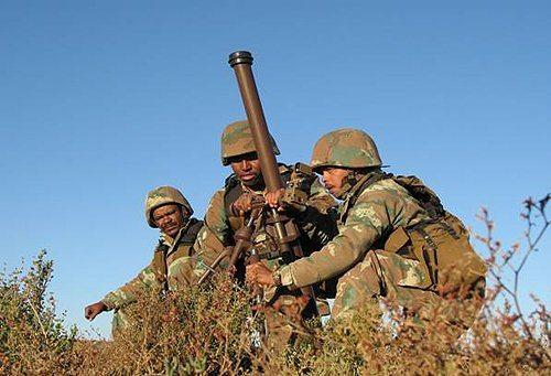New M6 Integrated Long Range Mortar Sy...