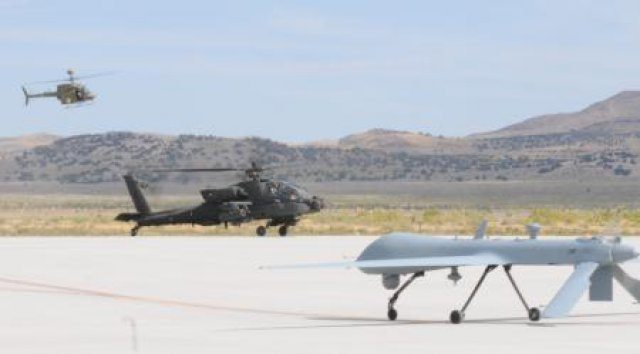 MUSIC integrates unmanned, manned aircraft