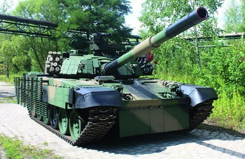 Bumar reveals PT-72U for urban operati...