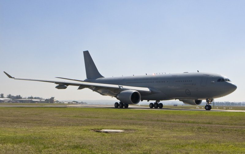 RAAF Conducts First Flight For New Air...