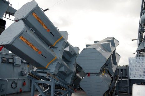 German Navy Receives New Anti-Ship Mis...