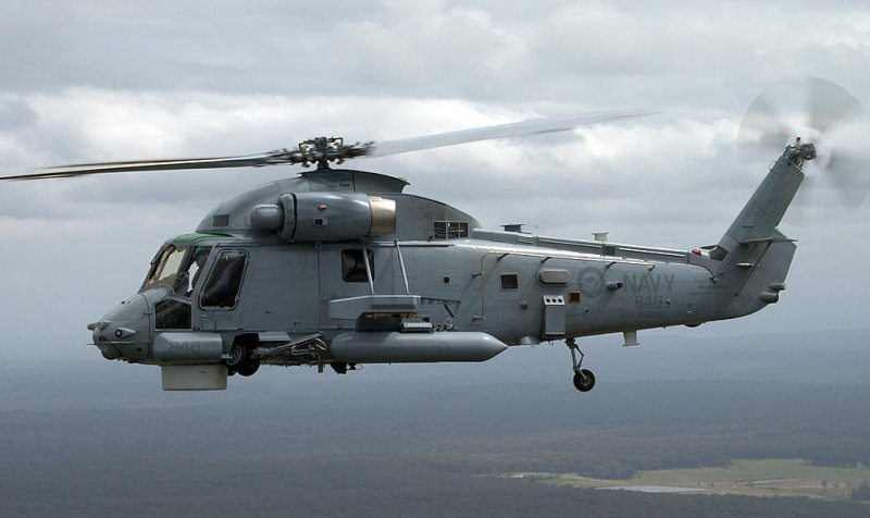 SH-2G Helicopters for Ecuador