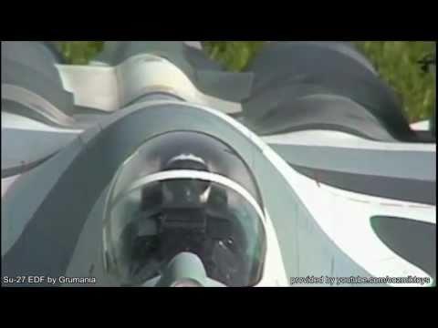 Sukhoi Su-27 Flanker – Grumania – EDF