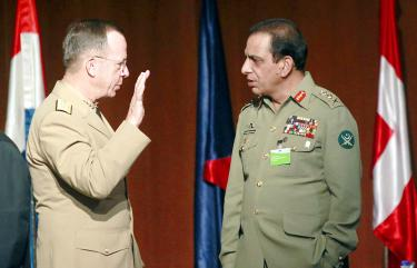 Military leaders meet to salvage US-Pakistan ties