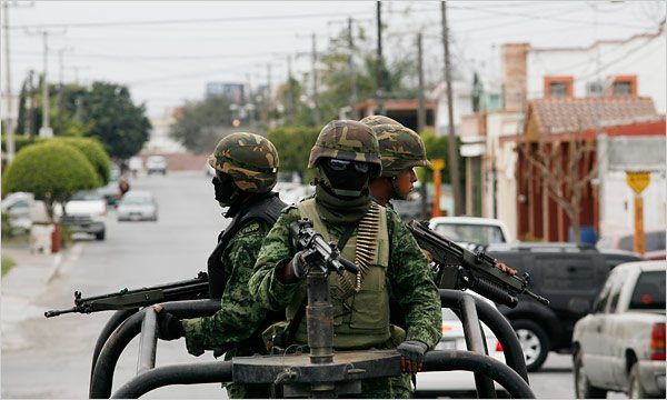 The Mexican Military 2006-11: Adapting...