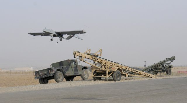 Shadow Tactical UAS Commences Afghan O...
