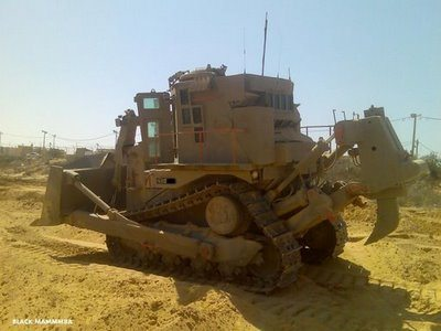 Israeli Army Introduces Unmanned Bulld...